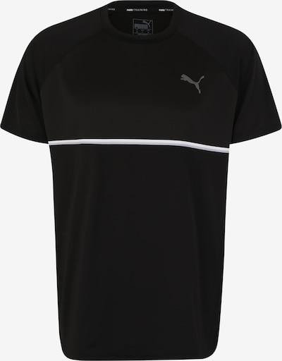 PUMA Koszulka funkcyjna w kolorze czarnym, Podgląd produktu