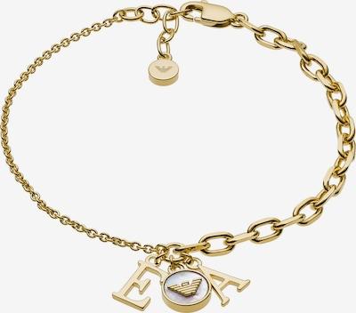 Emporio Armani Armband in gold, Produktansicht