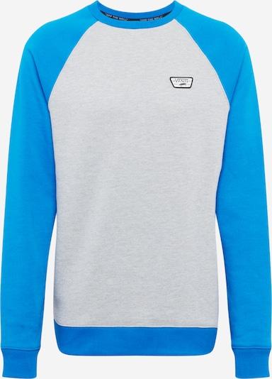 VANS Svetr 'RUTLAND' - královská modrá / grafitová, Produkt