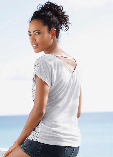 VIVANCE T-Krekls pieejami zils / balts, Preces skats