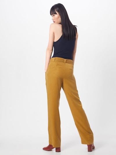 Kelnės 'Savanah' iš mbym , spalva - geltona: Vaizdas iš galinės pusės