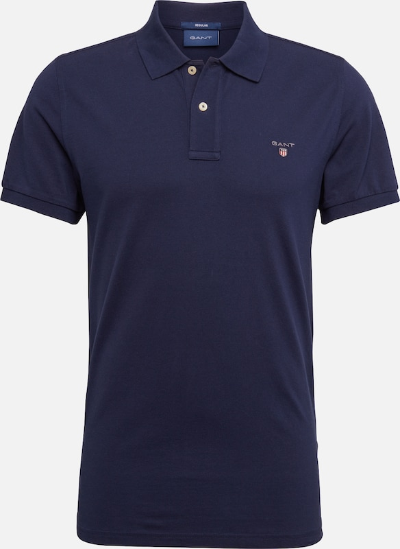 GANT Polo-Shirt 'Original Rugger' in dunkelblau, Produktansicht
