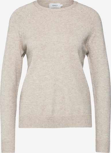 ONLY Pullover 'LESLY KINGS' in beige, Produktansicht