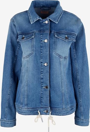 TRIANGLE Jacke in blau, Produktansicht