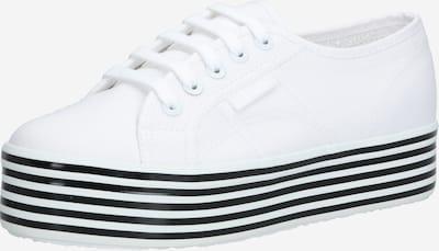 SUPERGA Sneaker in schwarz / weiß, Produktansicht