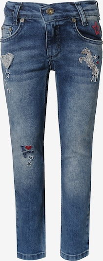 SALT AND PEPPER Jeans in blau, Produktansicht