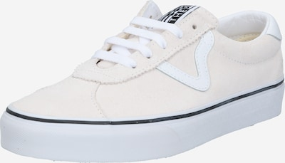 VANS Zapatillas deportivas bajas en blanco, Vista del producto
