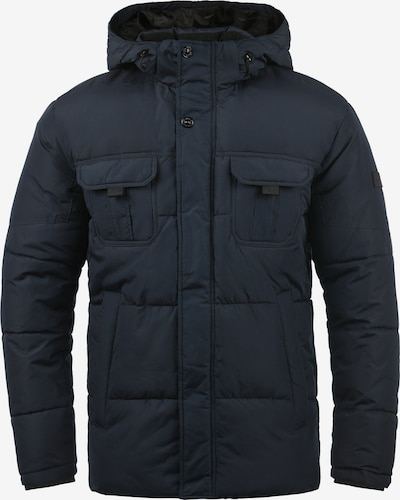 JACK & JONES Winterjas 'JAAP' in de kleur Navy, Productweergave