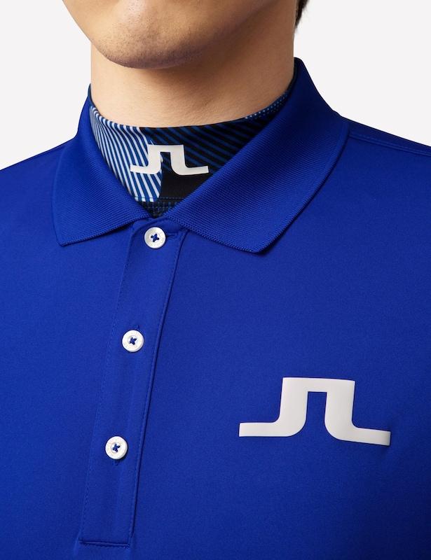 J.Lindeberg 'Reg TX'-Jersey-Poloshirt
