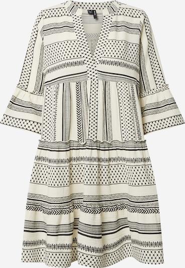 VERO MODA Kleid 'VMDICTHE 3/4 TUNIC EXP GA' in beige / schwarz, Produktansicht