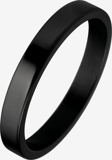 BERING Ring in schwarz, Produktansicht