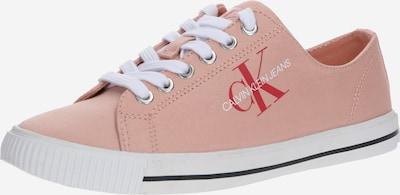 Sneaker low 'DIAMANTE' Calvin Klein Jeans pe portocaliu pastel, Vizualizare produs