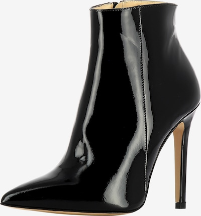 EVITA Stiefelette in schwarz: Frontalansicht