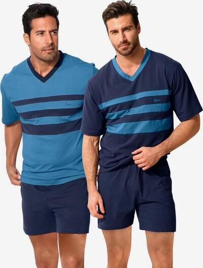 LE JOGGER Shorty in blau / navy, Produktansicht