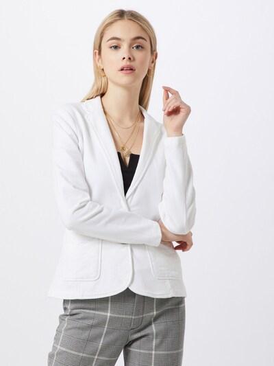 TOM TAILOR Blazer in weiß, Modelansicht