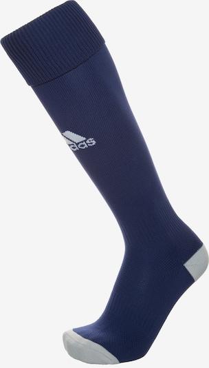 ADIDAS PERFORMANCE Sockenstutzen 'Milano 16' in blau / weiß, Produktansicht
