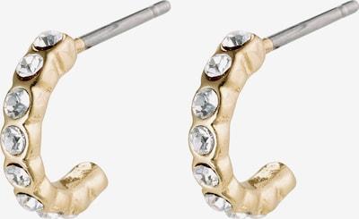Pilgrim Boucles d'oreilles 'Brigitte' en or, Vue avec produit