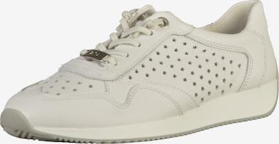 ARA Sneaker in naturweiß: Frontalansicht