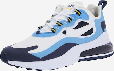 Nike Sportswear Sneakers laag 'Air Max 270 React' in de kleur Blauw / Wit, Productweergave