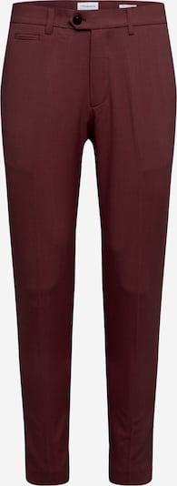 Lindbergh Hose 'Club pants' in weinrot, Produktansicht