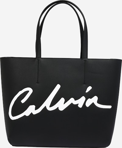 Calvin Klein Jeans Shopper 'SCULPTED' in schwarz, Produktansicht