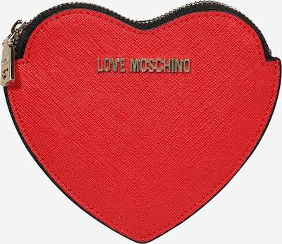 Love Moschino Geldbörse in rot, Produktansicht