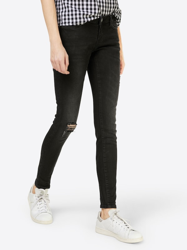 May En Jean Denim Noisy 'nmeve' Noir E9H2IDW