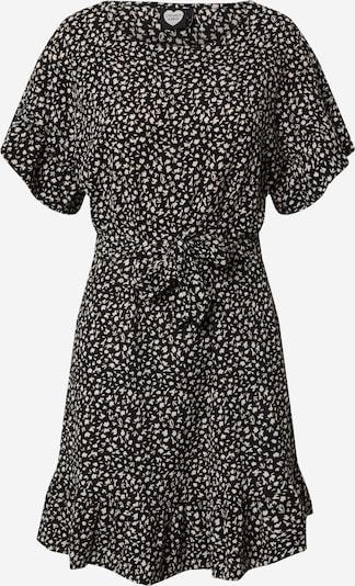 CATWALK JUNKIE Letnia sukienka 'DR HAMPTONS' w kolorze czarny / białym, Podgląd produktu