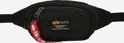 ALPHA INDUSTRIES Pojasna torbica 'Crew' u crna, Pregled proizvoda