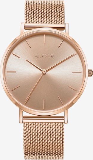 BURKER Watches Uhr Ruby Rose Gold in rosegold / rosé, Produktansicht
