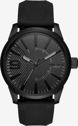 DIESEL Armbanduhr in schwarz, Produktansicht