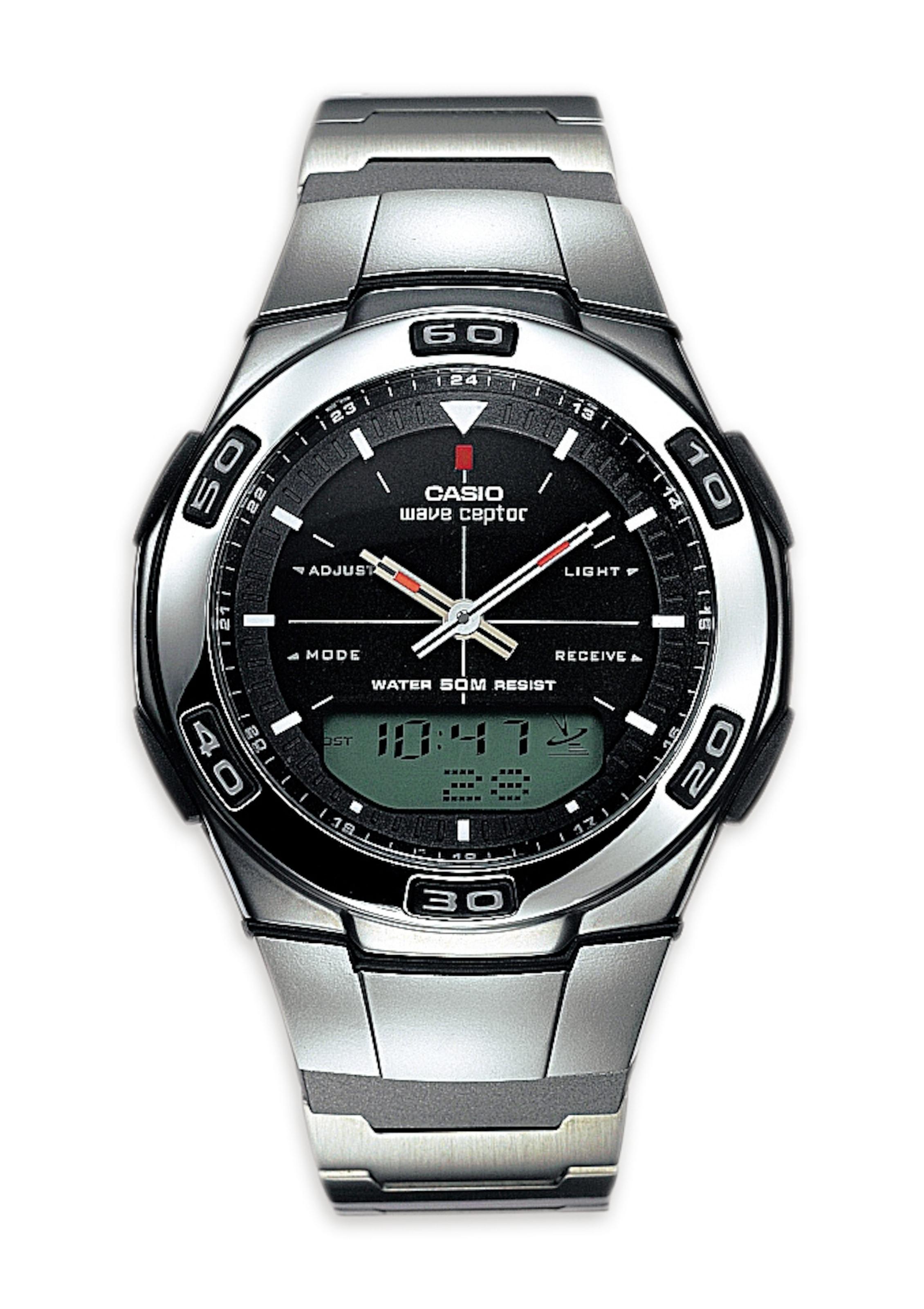 Auslass Amazon CASIO Funkchronograph Spielraum Offizielle Seite Geniue Händler Online Abstand Rabatt Billig Verkauf Echten thG4KvOII6