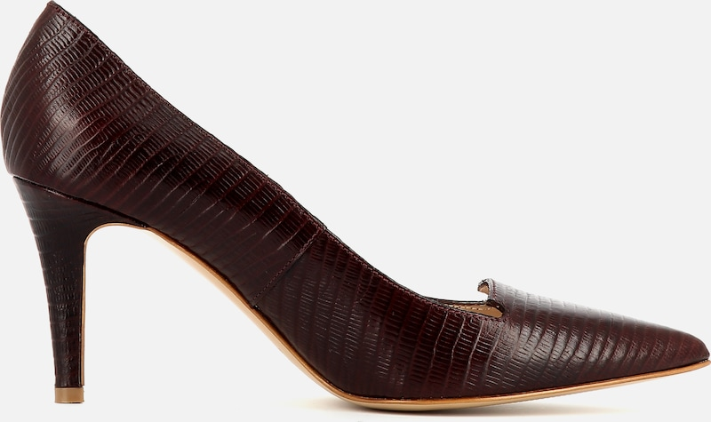 Bordeaux Pumps In Evita Pumps Evita qpI1zOw