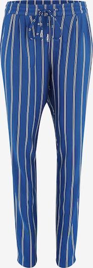THOMAS RATH Broek ' Spa ' in de kleur Royal blue/koningsblauw / Wit, Productweergave