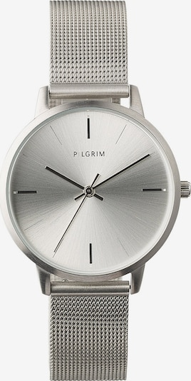 Pilgrim Аналогов часовник в сребърно, Преглед на продукта