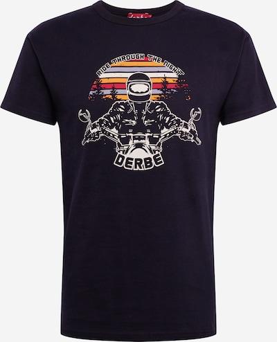 Derbe Shirt 'Biker' in marine / mischfarben, Produktansicht