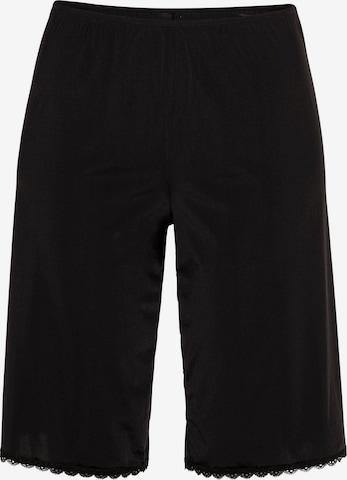 NUANCE - Pantalón de pijama en negro