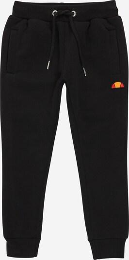 Pantaloni 'Martha' ELLESSE pe culori mixte / negru / alb: Privire frontală