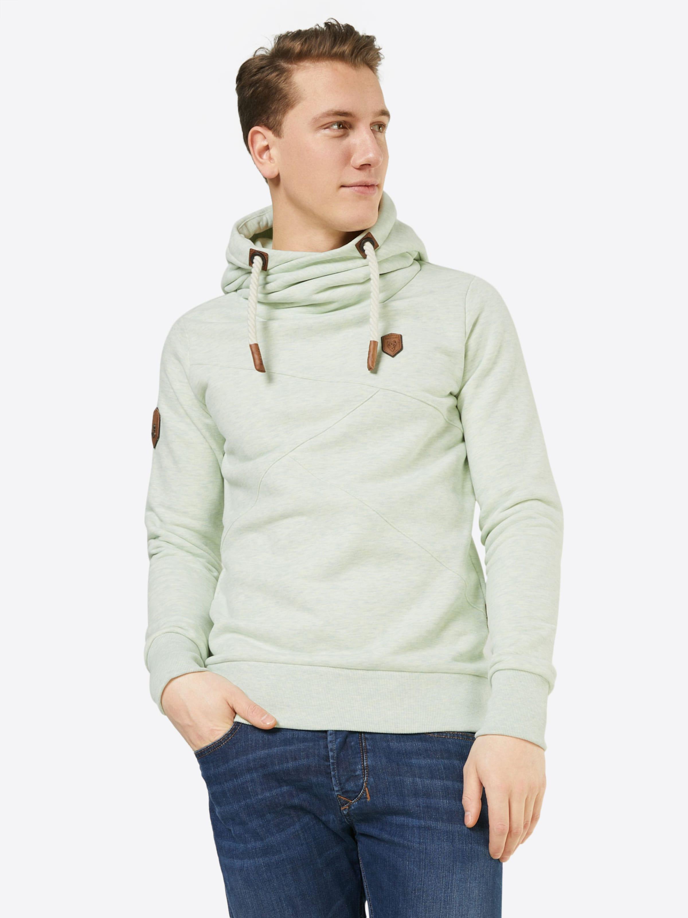 Naketano shirt Pastel Vert Sweat En 'lennox' D9eHIYWEb2