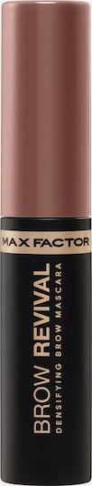 MAX FACTOR Stift 'Brow Revival' in braun: Frontalansicht