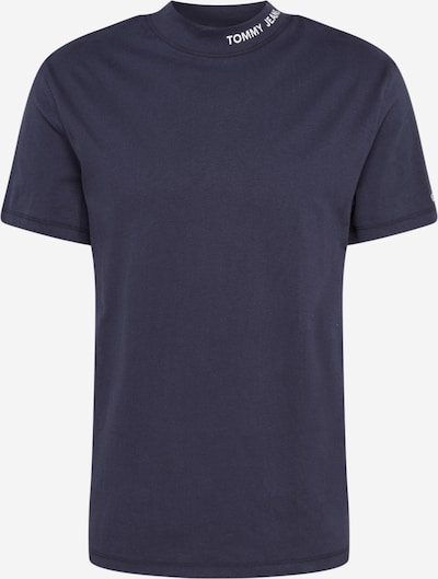 Tommy Jeans Shirt in navy, Produktansicht
