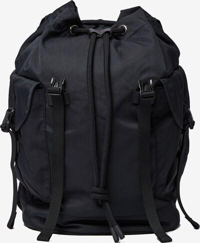 SANDQVIST Rucksack 'CHARLIE' in schwarz, Produktansicht