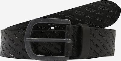 REPLAY Gürtel 'Belt' in schwarz, Produktansicht