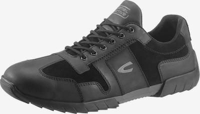 CAMEL ACTIVE Schnürschuh 'Sharptown' in schwarz, Produktansicht
