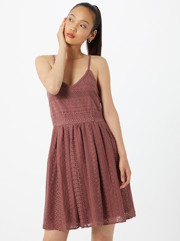 Rochie de vară 'HONEY' de la VERO MODA pe roz
