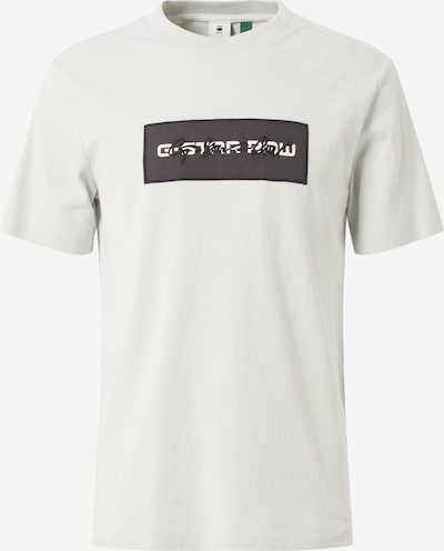G-Star RAW T-Shirt en gris: Vue de face