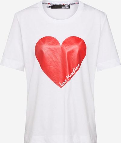 fehér Love Moschino Póló 'W4F15 2B M3876', Termék nézet