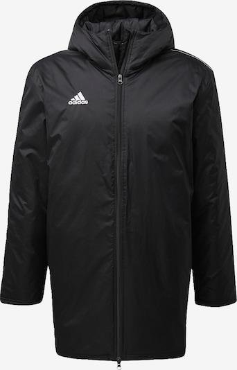 ADIDAS PERFORMANCE Jacke 'Core 18' in schwarz, Produktansicht