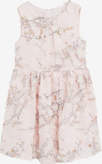 MANGO KIDS Kleid 'Kioto' in beige / altrosa, Produktansicht