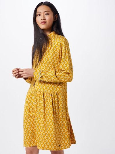 NÜMPH Kleid 'NUAILANI' in gelb / orange, Modelansicht